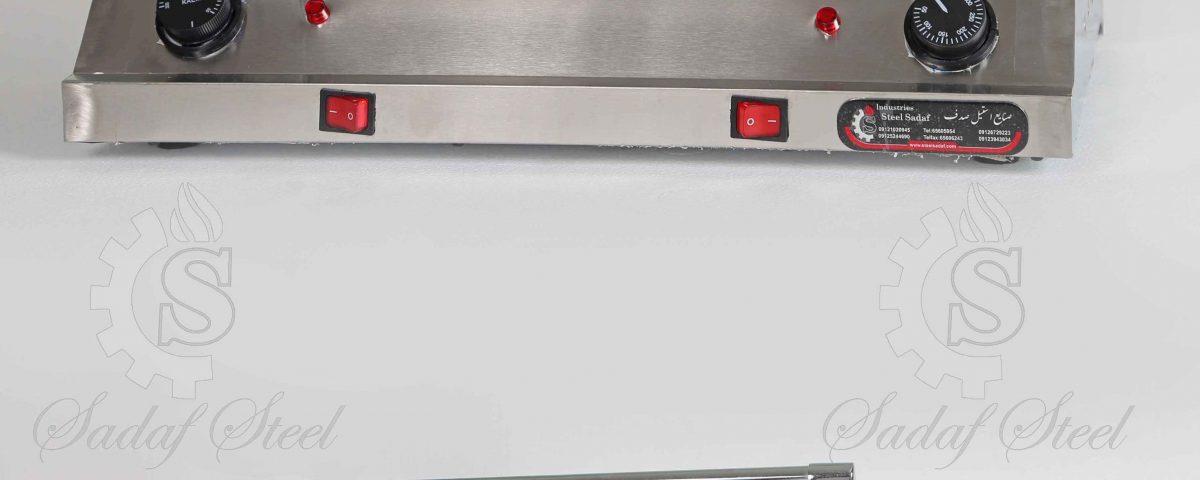 تجهیزات آشپزخانه صنعتی | اسنک زن | استیل صدف
