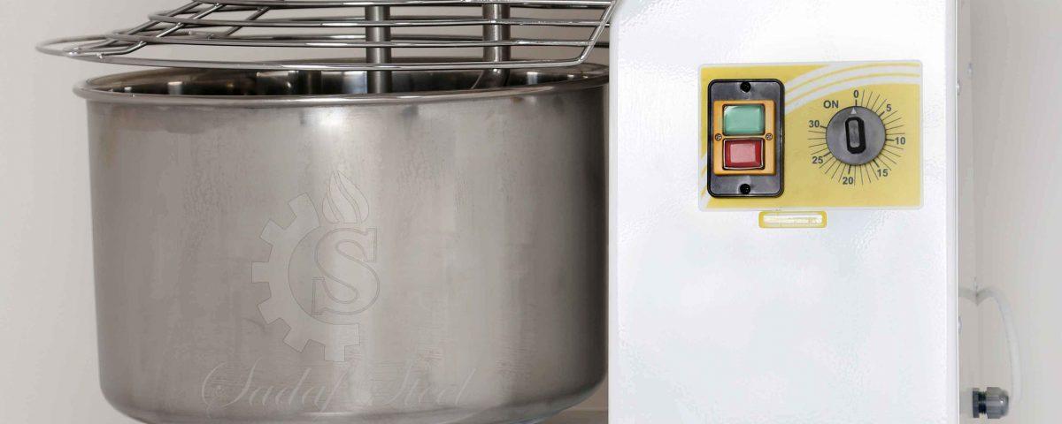 تجهیزات آشپزخانه صنعتی | خمیرگیر ایتالیایی فیمار | استیل صدف