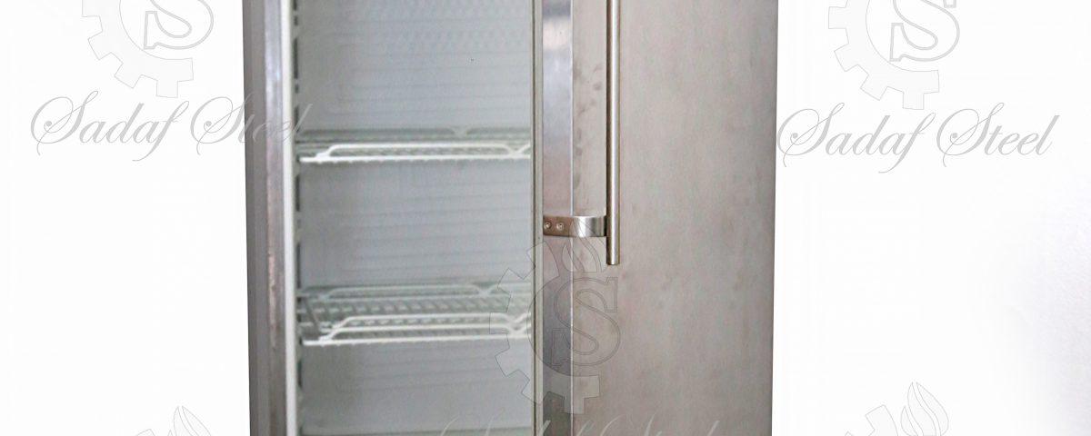 تجهیزات آشپزخانه صنعتی  یخچال و فریزر لیبهر   استیل صدف